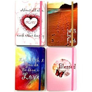 4pk Motivational Inspirational Journals